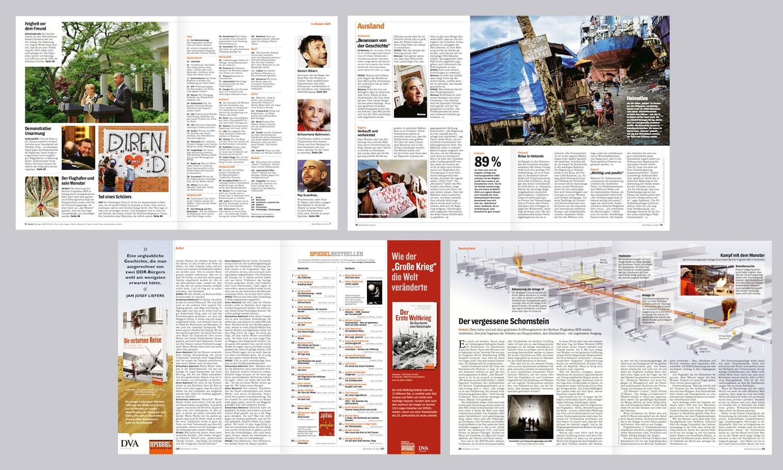 Relaunch Der Spiegel 2014