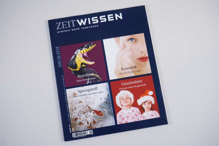 Art Director Zeit Wissen