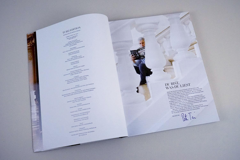 turi2 edition Art Direction